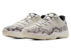 "「JORDAN 11 RETRO LOW LE""LIGHT BONE""」5月18日(土)発売!"