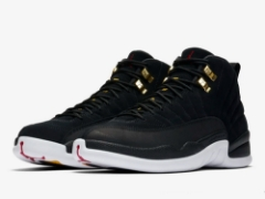 "「AIR JORDAN 12 RETRO""BLACK/WHITE""」11月7日(木)発売!"
