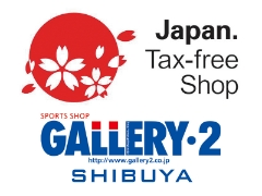 GALLERY・2渋谷店、免税対応が始まりました!