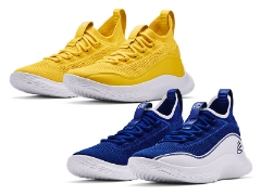 "UNDER ARMOUR 『UA CURRY 8 ""Like Water Flow""&""Butter Flow""』1月23日(土)発売!"