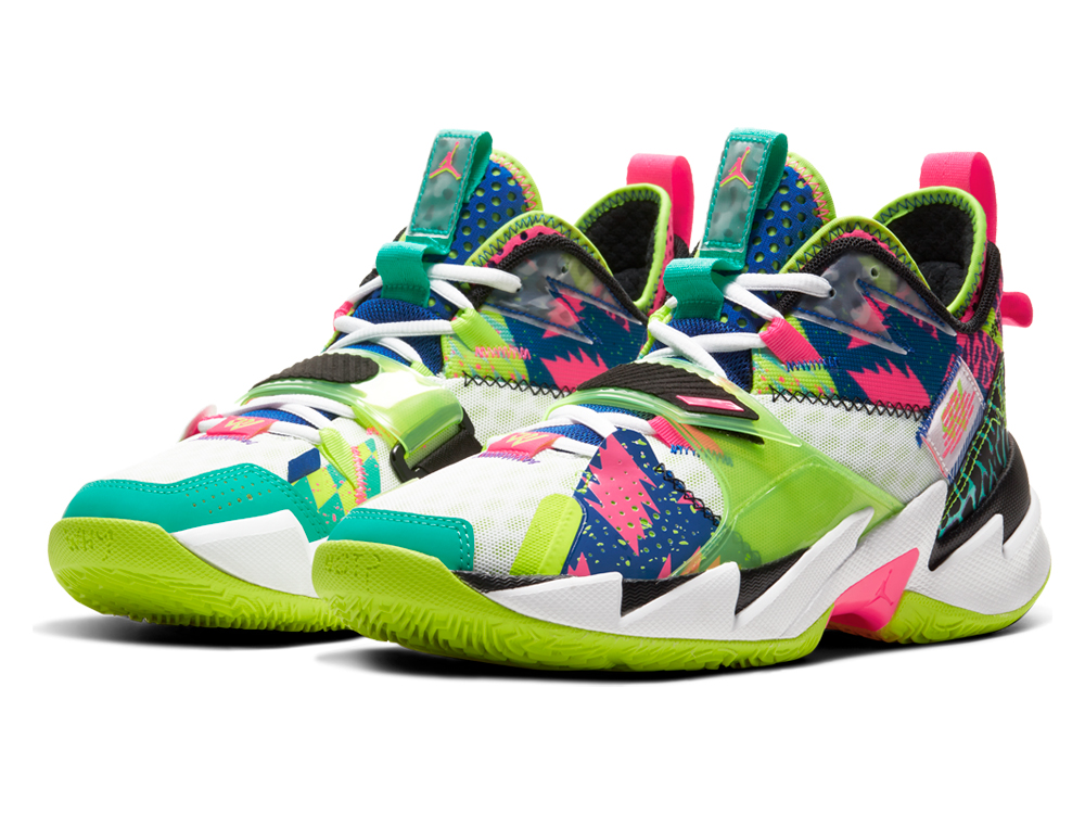 "『JORDAN WHY NOT ZER0.3 PF""LA Born""』2月16日(日)発売!"