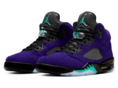 "『AIR JORDAN 5 RETRO""PURPLE GRAPE""』7月7日(火)発売!"