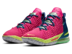 "『NIKE LEBRON 18 ""LA By Night""』12月4日(金)発売!"