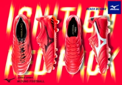 2月10日発売mizuno【IGNITION  RED PACK】